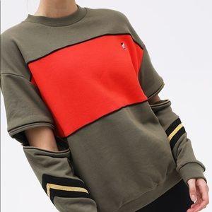 P.E Nation The Century Sweatshirt(RARE, $265,NWOT)